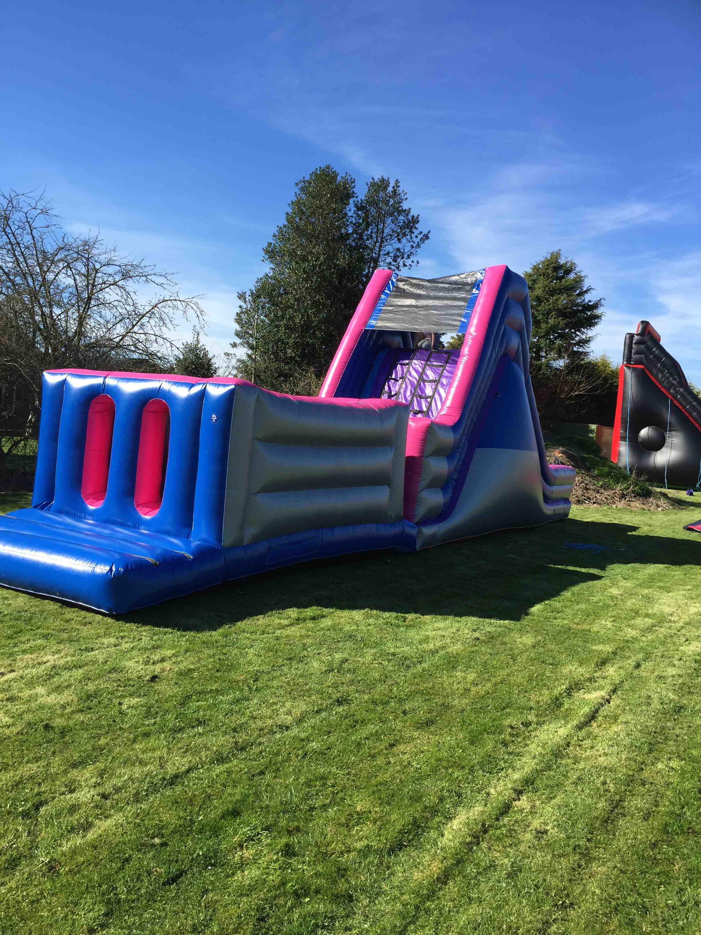 40ft Kids and Adults Assault course