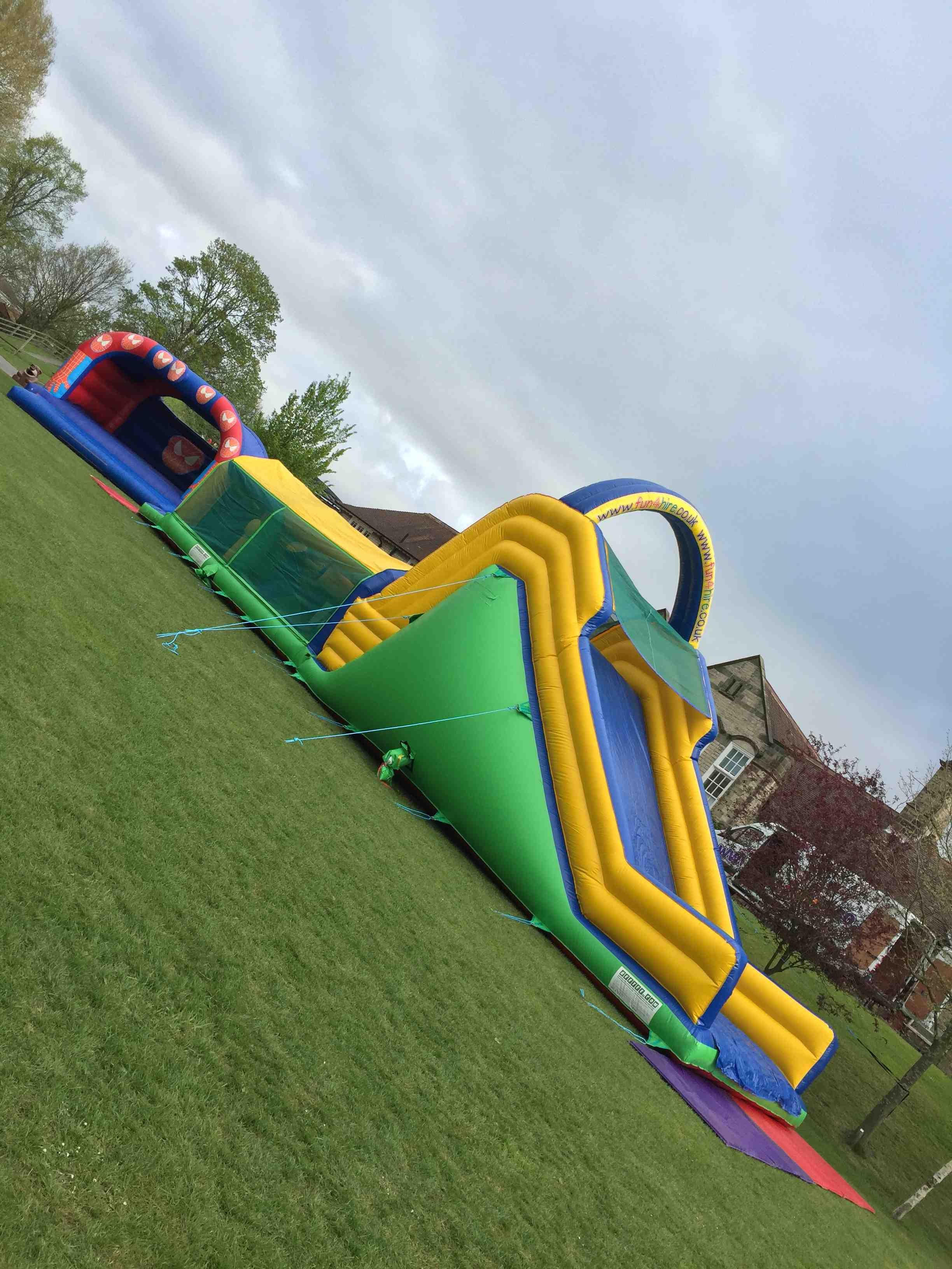 how to build an obstacle course for adults