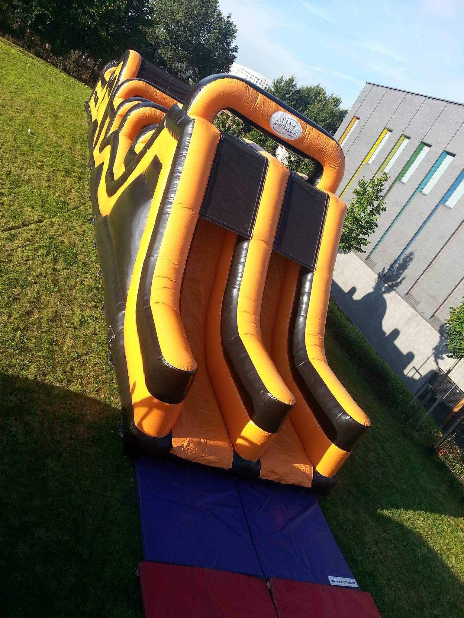 Have inflatable obstacle courses for adults authoritative answer