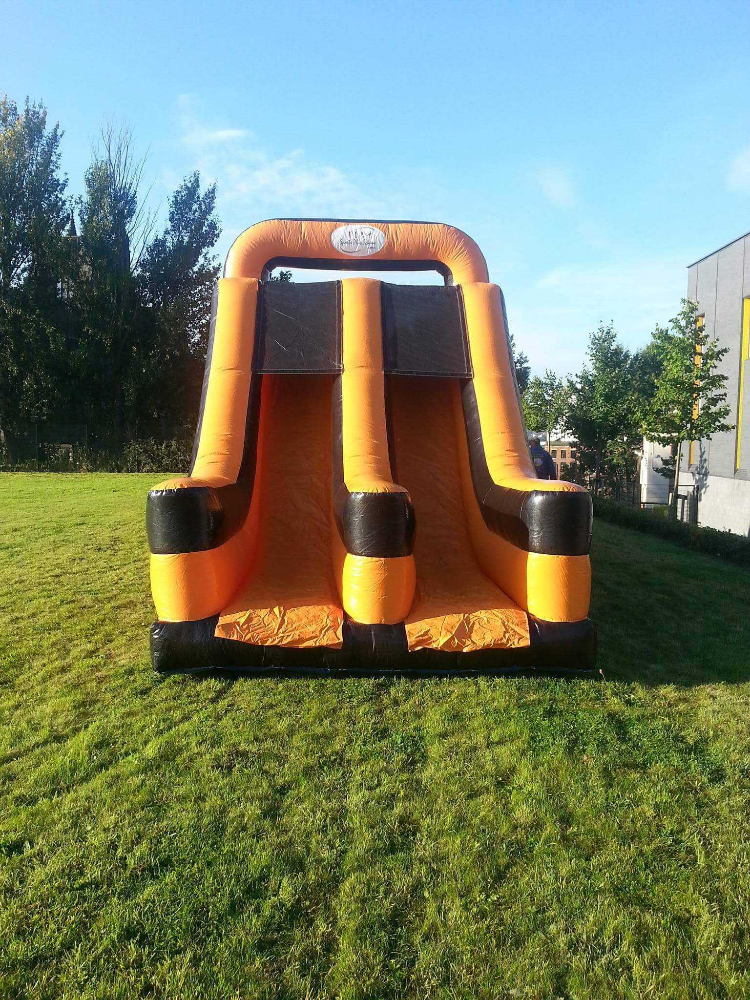 90ft Adults and kids assault course