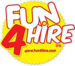 Fun4Hire, Thirsk, North Yorkshire.  Click to go to the home page