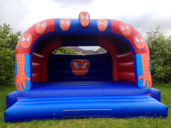 Cartoon Themed Bouncy Castle Children & Adults (C) 20ft x 20ft x 16ft£90 Please quote castle number: 45