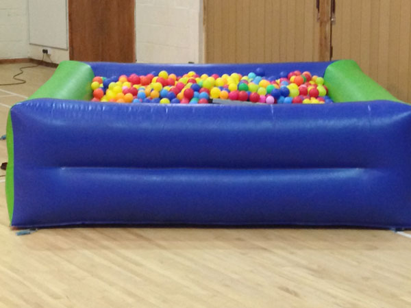 Ball Pool 8ft x 8ft£60 Please quote castle number: 55