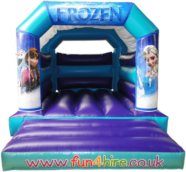 Themed Bouncy Castle (C) 15ft x 11ft x 11ft£70. Please quote number: 48