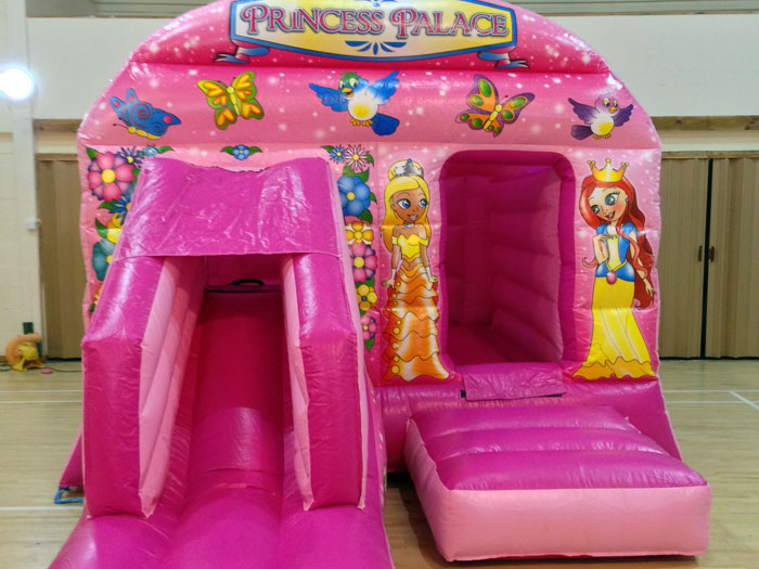 Princess Palace combi bounce