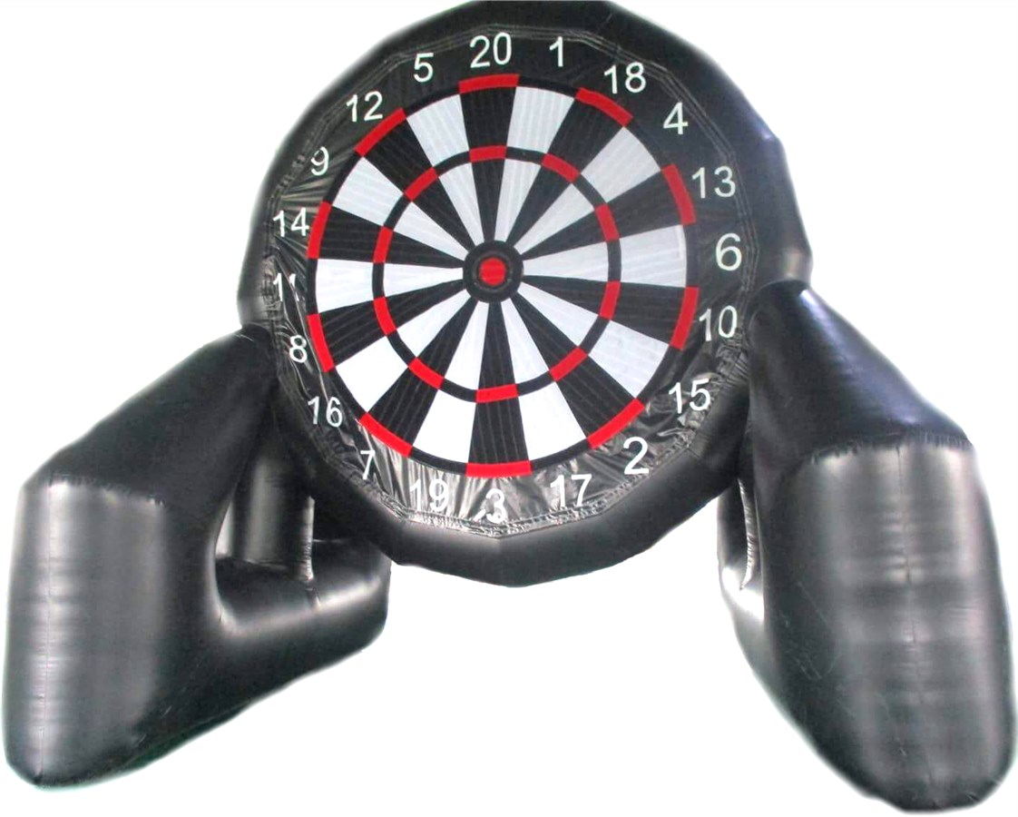 Giant Inflatable Foot-Darts