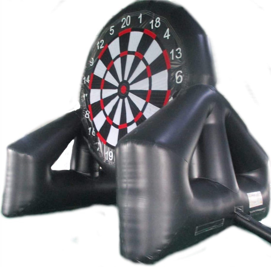 Large Inflatable Foot Darts Game