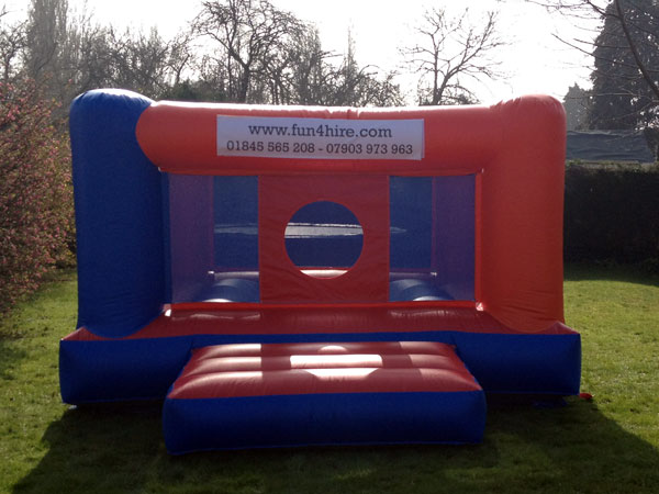Inflatable Bouncy Boxing Ring