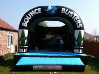 Adult & childrens 16ft long x 15ft wide x 14ft high bouncy castle �75