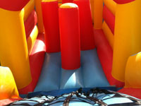 45ft x 10ft x 12ft obstacle course �110