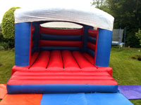 Adult & childrens 15ft x 21ft bouncy castle �80
