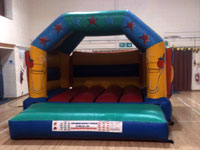 Adult & childrens 16ft x 14ft bouncy castle �70