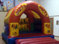 13ft x 16ft party bouncy castle �60