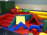 14ft x 14ft soft play centre �100