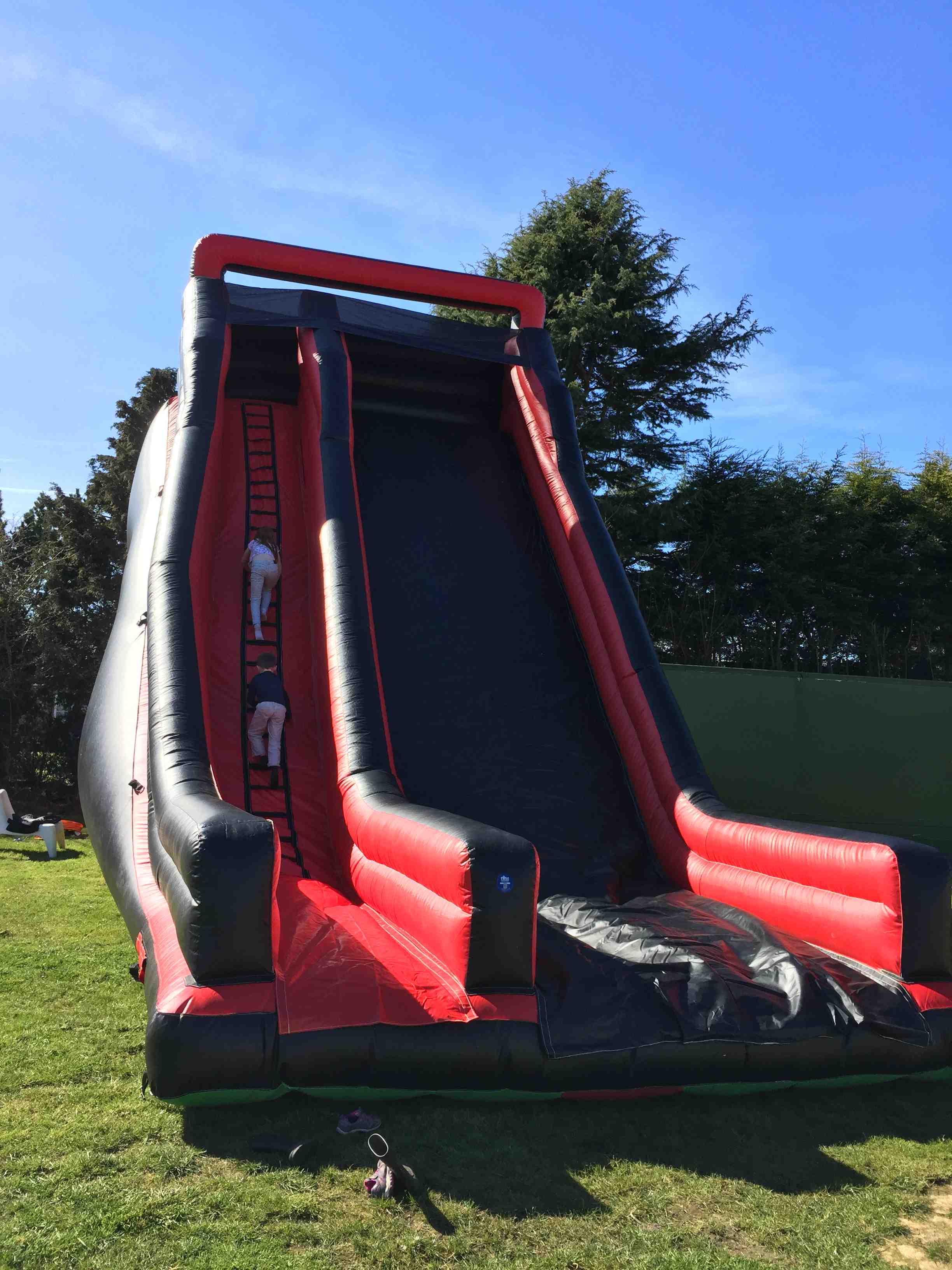 New Giant mega slide