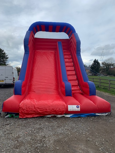 this is a photo of the medium inflatable slide