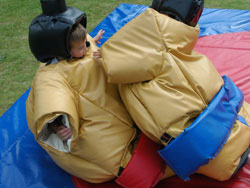 Standard sumo suits KIDS - 2 x pairs available�50 per day per pair